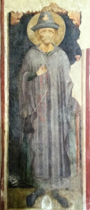 San Giacomo Cappella di Santa Caterina, Domenicani