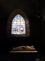 2018.09.20 Tomba di Sancho el Fuerte nela Capilla de St Augustin